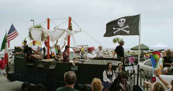 Pirate Festival image via coastalcompanion.com